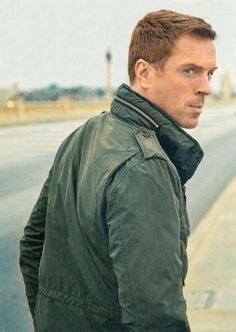 Damian's Dominion: Damian Lewis Portrait Gallery
