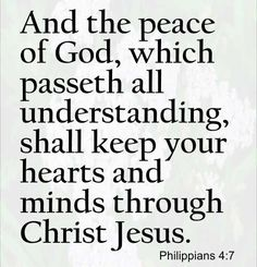 12 Bible Verses About Peace: Peace Inspirational Quotes