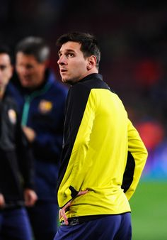 Lionel Messi Photos: FC Barcelona v Club Atletico de Madrid