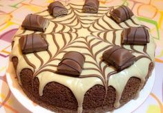 Gâteaux Archives - Page 46 of 69 - Que Cuisine Desserts Thermomix, Tolle Desserts, Food Hub, Great Desserts, Gorgeous Cakes, Sweet Recipes, Sweet Treats, Food And Drink, Sweets