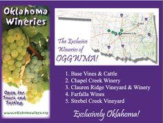Oklahoma Wineries