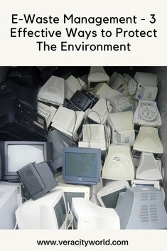 Don't let your old electronics end up in a landfill. Discover some effective ways to contribute towards effective recycling techniques. E Waste Recycling, Recycling For Kids, Recycling Information, Our Planet, Simple Way, Planets, Management, Cards Against Humanity, Electronics