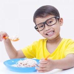 7 grandes beneficios del arroz para niños y embarazadas.
