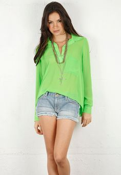 Rory Beca Jacob Trapeze Blouse in Many Colors