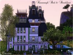 sims 3, cc4sims,victorian, houses,objects