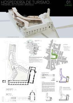 HOSPEDERIA DE TURISMO FREGENAL DE LA SIERRA. BADAJOZ | Tapia / Figueiras Arquitectos (Marco Tapia, Carmen Figueiras) - España
