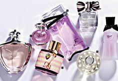 Nós amamos perfumes, e vocês?