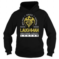 I Love LAUGHMAN Legend - LAUGHMAN Last Name, Surname T-Shirt T shirts