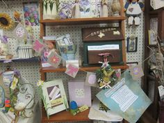 ~Made for Spring 2013~  Ready to bring in! Treasured Gifts arriving Tuesday February 19, 2013 In the Year of our Lord~ sewn on my Momma's sewing machine <3!