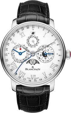 Blancpain - with Chinese calendar.