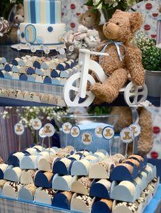 Festa ursos: um clássico!   (Bear birthday party)