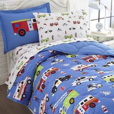 Love this adorable boys bedding - Olive Kids Heroes Bed in a Bag.  Twin or Full