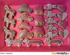 Perníčky, které jsou hned měkké Cookie Cutters, Cookies, Author, Crack Crackers, Biscuits, Cookie Recipes, Cookie, Biscuit