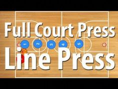 Line Full Court Press Basketball Defense is a straight line down the middle of the Basketball court. The 2 players who are closest to the Basketball will dou. New York Basketball, Basketball Shorts Girls, Basketball Games For Kids, Basketball Schedule, Basketball Tricks, Basketball Practice, Basketball Plays, Basketball Workouts, Basketball Skills