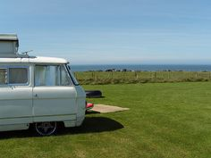 commer camper north wales by beeffruit, via Flickr