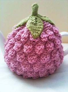 Raspberry Tea Cozy