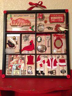 Pinner said: Santa Memory/Printers Tray - Made last night :)