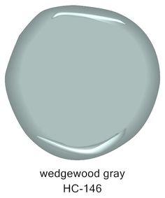 "Benjamin Moore ""Wedgewood Gray"" Pint Sample by Benjamin Moore"