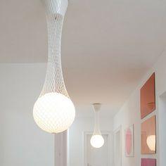 Network Pendant Lamp - White by formagenda | MONOQI