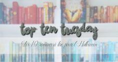 Madness Story: #2016.10.25 || Les 10 romans à lire pour l'Hallowe...