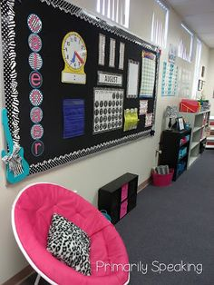 Classroom Reveal {2013}...Come and Take a Look!