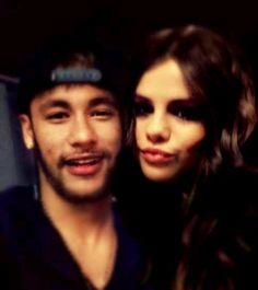 Neymar and ( y ) Selena Gomez