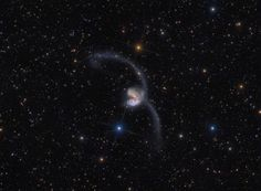 Ultra-Deep Astrophoto: 75 Hours of the Antenna Galaxies