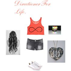 Meeting One Direction outfit 1