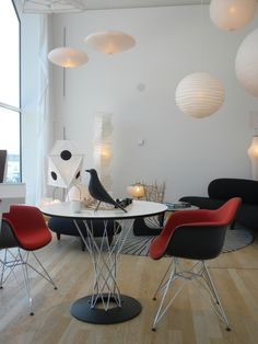 replica isamu noguchi cyclone dining table. this living room setting is devoted to isamu noguchi, with a hit of eames in replica noguchi cyclone dining table