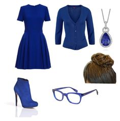 """""""My Interesting Erudite Outfit"""" by thatcrazyhipstergirl ❤ liked on Polyvore"""