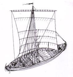 knarr cargo ship Gallery