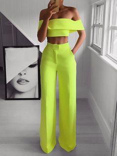 Moda Fashion, Fashion Pants, Fashion Outfits, Fashion Women, Fashion Clothes, Fashion Fashion, Stylish Outfits, Fashion Ideas, Fashion Shoes