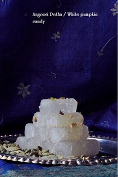 Sacred fudge, an ode to Indian mithais and Diwali celebration Say what? Fasincating