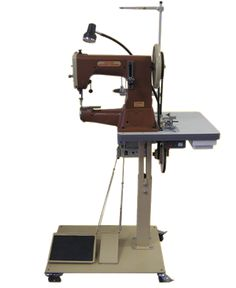 cobra3.leather.stitcher.machine Arm Machine, Pedestal Stand, Tandy Leather, Construction Design, Sewing Material, Sewing Leather, Thick Leather, Leather Projects, Needle And Thread