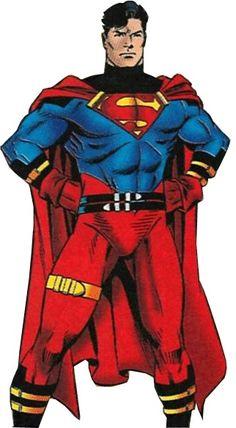 Superboy as Superman! Conner Ja foi o Superman! Mundo Superman, Batman Y Superman, Superman Family, Superman Stuff, Superman Characters, Comic Book Characters, Classic Cartoon Characters, Classic Cartoons, Marvel Dc