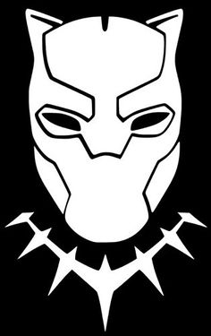 5900edf6932fea Black Panther Custom Car Decal Sticker x