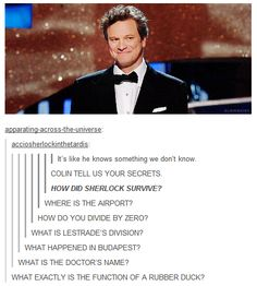 I can't even tell you how ridiculously and absurdly funny this is. Sherlock, A Very Potter Musical... It's too much
