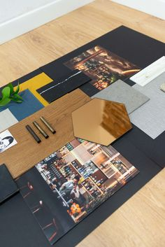 See three student projects from our last mood board masterclass featuring a hotel, co-working, and branding concept. Coach Instagram, Pantone Swatches, Factory Design, Co Working, Marketing Professional, Touch Of Gold, Corporate Identity, Personal Branding, Master Class