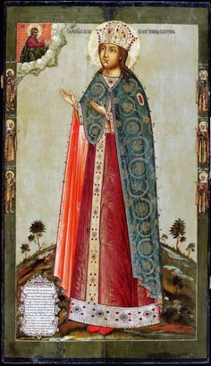 Byzantine Icons, Greek, Van, Italy, Painting, Byzantine Art, Saints, Italia, Painting Art