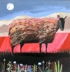 Mary Sumner  -  Red Sheep