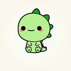 Dino cutie