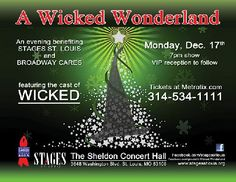 Wicked Wonderland 12/17 at The Sheldon