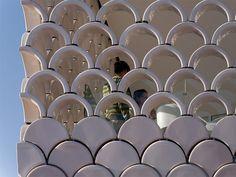 'lisbon aquarium extension' by campos costa arquitectos, lisbon, portugal