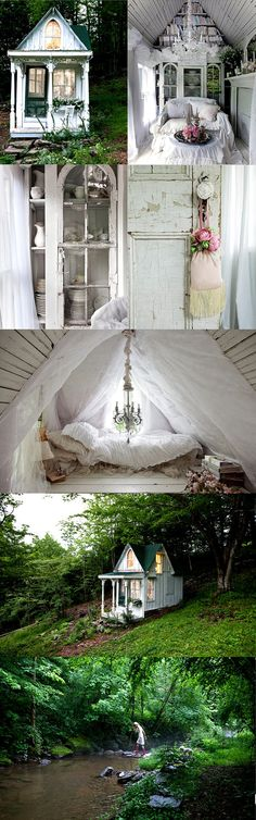 This would be the ultimate hideout.