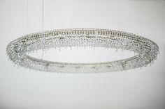 LOOOP MANOOI #Manooi #crystalchandelier #chandelier #lighting #design  #Looop #luxury #furniture