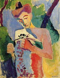 Fauvism: Matisse