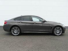 BMW 430d xDrive Gran Coupe / CHAMPAGNER QUARZ / LED