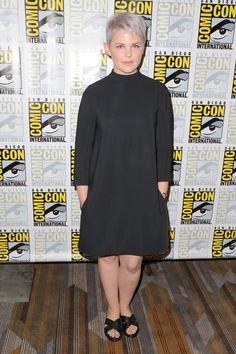 Pin for Later: Comic-Con 2015 Est Plus Sexy Que Jamais Ginnifer Goodwin