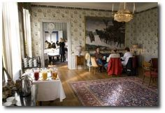 Beautiful Krusenberg Herrgård: An 18th Century Swedish Luxury Hotel
