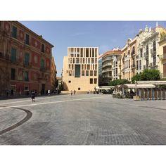 Ampliación del Ayuntamiento de Murcia. Arquitectura de Rafael Moneo. Fotografía: Ascen García